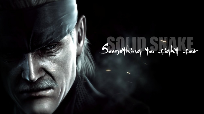Fan-Tribute an Hideo Kojimas Actionhelden Solid Snake