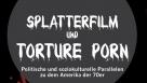 """Kritik: """"Splatterfilm und Torture Porn"""" von J. Lehmann"""
