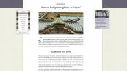 """""""Religion-in-Japan: Ein Web-Handbuch"""""""