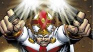 """""""Battle Pope"""", die Gesamtausgabe"""