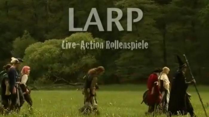 Was ist eigentlich dieses LARP?