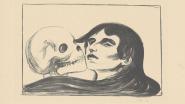 """Black Metal trifft visuelle Kunst: """"Satyricon & Munch"""" (Ausstellung)"""