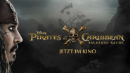 """Pirates of the Caribbean: Salazars Rache"" – Jack Sparrow hisst wieder die Segel"