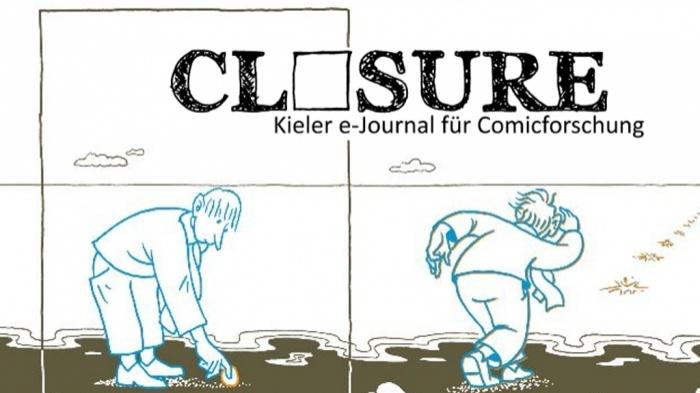 """""""Closure"""", e-Journal für Comicforschung"""